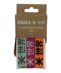 Osaka Wristband Set Yang
