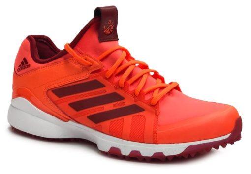 Adidas Lux Hockey Shoe Orange