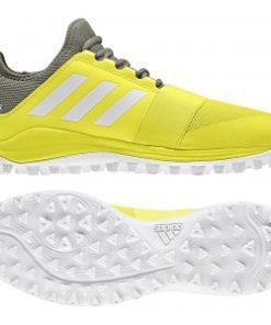 Adidas Divox Hockey Shoes Yellow