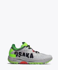 Osaka Ido Standard Hockey Shoe 21/22 Grey Green