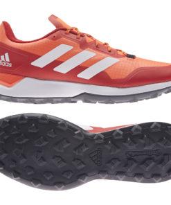 Adidas Zone Dox 2.0 Red Hockey Shoe 21/22
