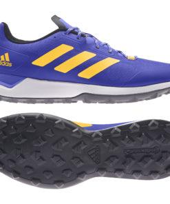 Adidas Zone Dox 2.0 Blue Hockey Shoe 21/22