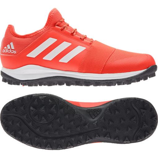 Adidas Divox Red Hockey Shoe 21/22
