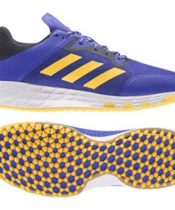 Adidas Lux 2.0 Blue 2122 Hockey Shoe