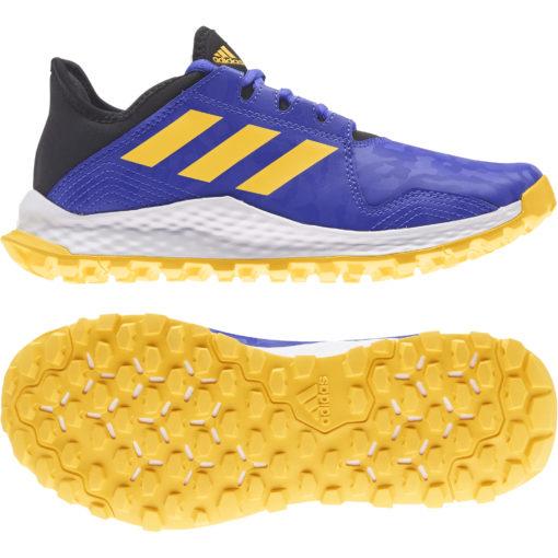 Adidas Youngstar Blue Hockey Shoe 21/22