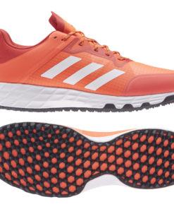 Adidas Lux 2.0 Red 21\22 Hockey Shoe