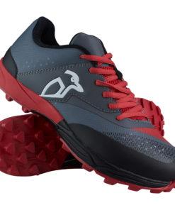 Kookaburra Xenon Hockey Shoe 20/21 Grey Red