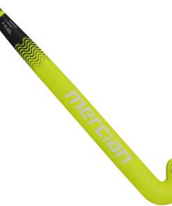 Mercian Genesis CF25 Yellow Hockey Stick 21/22