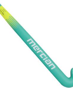 Mercian Genesis CF5 Green Yellow Hockey Stick 21/22