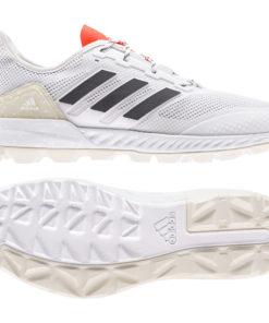 Adidas Adipower 2.1 White Hockey Shoe 21/22