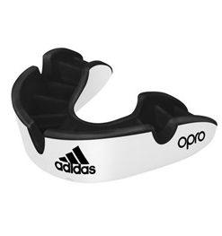 Adidas Opro Senior Gumshield Silver- White